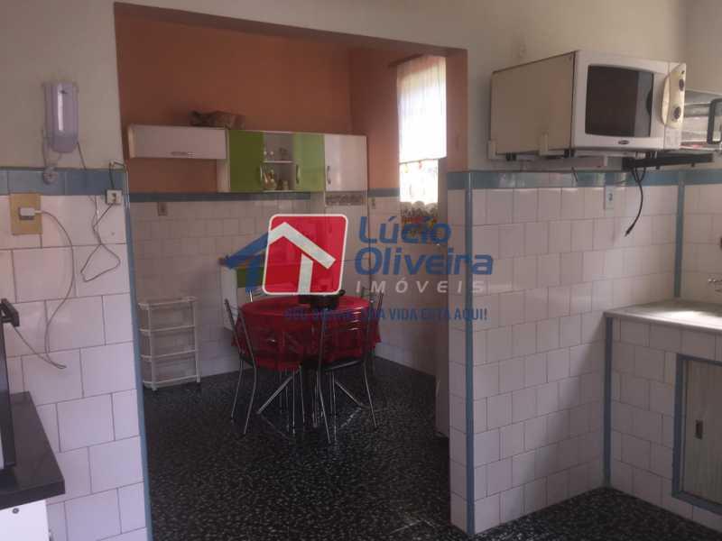 9-copa cozinha - Apartamento à venda Rua Fernandes Leão,Vicente de Carvalho, Rio de Janeiro - R$ 270.000 - VPAP21564 - 10