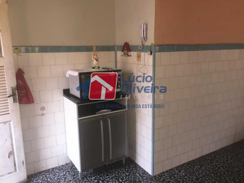 12-Cozinha.... - Apartamento à venda Rua Fernandes Leão,Vicente de Carvalho, Rio de Janeiro - R$ 270.000 - VPAP21564 - 13