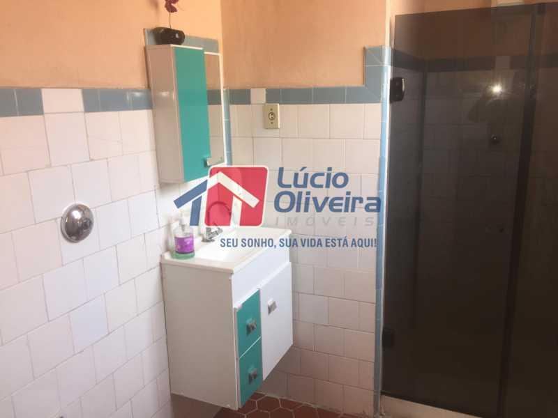 13-Banheiro social - Apartamento à venda Rua Fernandes Leão,Vicente de Carvalho, Rio de Janeiro - R$ 270.000 - VPAP21564 - 14