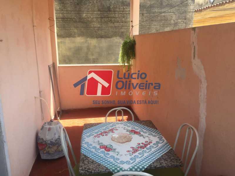14-Area serviço lavanderia - Apartamento à venda Rua Fernandes Leão,Vicente de Carvalho, Rio de Janeiro - R$ 270.000 - VPAP21564 - 15
