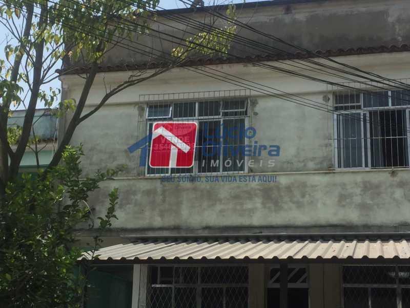 15-Frente e Placa - Apartamento à venda Rua Fernandes Leão,Vicente de Carvalho, Rio de Janeiro - R$ 270.000 - VPAP21564 - 16