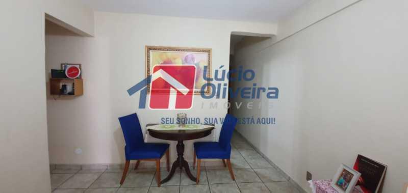 4-sala - Apartamento à venda Rua Nossa Senhora de Lourdes,Grajaú, Rio de Janeiro - R$ 410.000 - VPAP21565 - 5