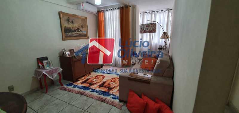 5-sala - Apartamento à venda Rua Nossa Senhora de Lourdes,Grajaú, Rio de Janeiro - R$ 410.000 - VPAP21565 - 6