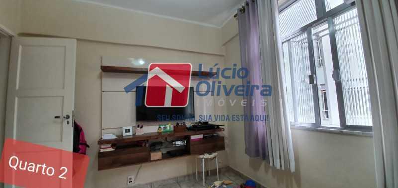6-quarto - Apartamento à venda Rua Nossa Senhora de Lourdes,Grajaú, Rio de Janeiro - R$ 410.000 - VPAP21565 - 7