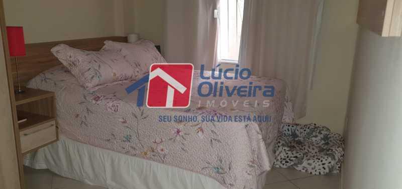 7-quarto - Apartamento à venda Rua Nossa Senhora de Lourdes,Grajaú, Rio de Janeiro - R$ 410.000 - VPAP21565 - 8