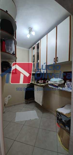 8-quarto - Apartamento à venda Rua Nossa Senhora de Lourdes,Grajaú, Rio de Janeiro - R$ 410.000 - VPAP21565 - 9