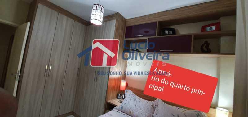 10-quarto - Apartamento à venda Rua Nossa Senhora de Lourdes,Grajaú, Rio de Janeiro - R$ 410.000 - VPAP21565 - 11