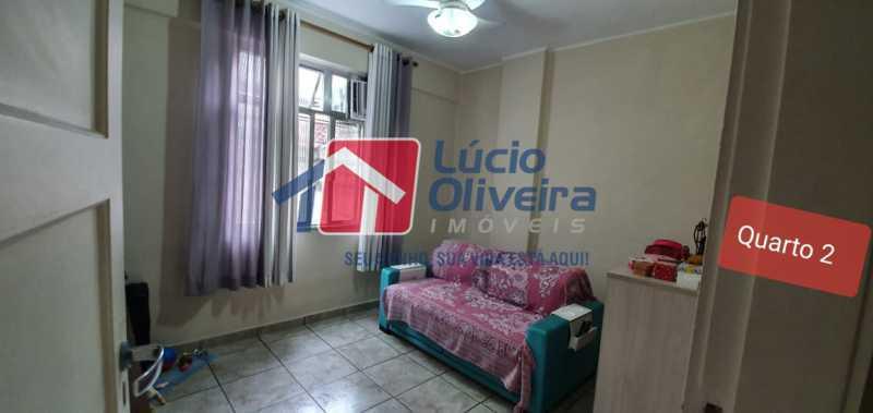 11-quarto - Apartamento à venda Rua Nossa Senhora de Lourdes,Grajaú, Rio de Janeiro - R$ 410.000 - VPAP21565 - 12