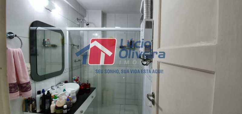 13-banheiro - Apartamento à venda Rua Nossa Senhora de Lourdes,Grajaú, Rio de Janeiro - R$ 410.000 - VPAP21565 - 14
