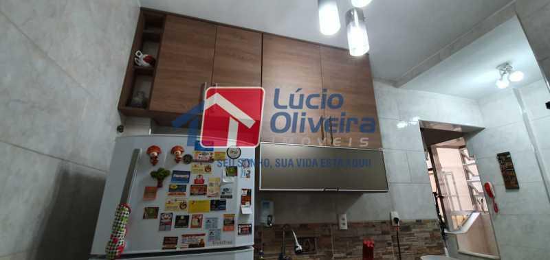 20-cozinha - Apartamento à venda Rua Nossa Senhora de Lourdes,Grajaú, Rio de Janeiro - R$ 410.000 - VPAP21565 - 21