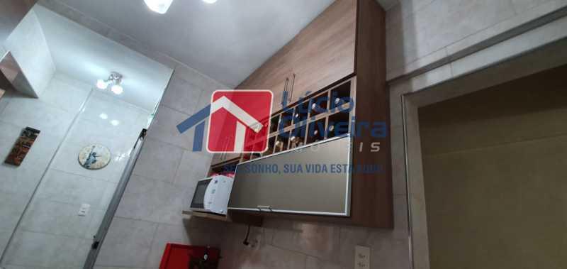 21-cozinha - Apartamento à venda Rua Nossa Senhora de Lourdes,Grajaú, Rio de Janeiro - R$ 410.000 - VPAP21565 - 22