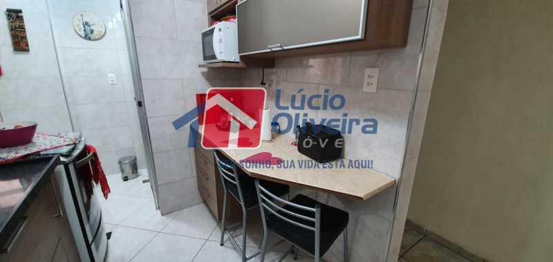 23-cozinha - Apartamento à venda Rua Nossa Senhora de Lourdes,Grajaú, Rio de Janeiro - R$ 410.000 - VPAP21565 - 24