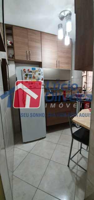 24-cozinha - Apartamento à venda Rua Nossa Senhora de Lourdes,Grajaú, Rio de Janeiro - R$ 410.000 - VPAP21565 - 25