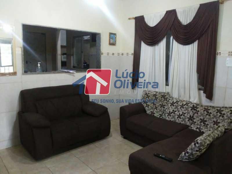 sala. - Casa de Vila à venda Rua Cananéia,Oswaldo Cruz, Rio de Janeiro - R$ 230.000 - VPCV30026 - 3