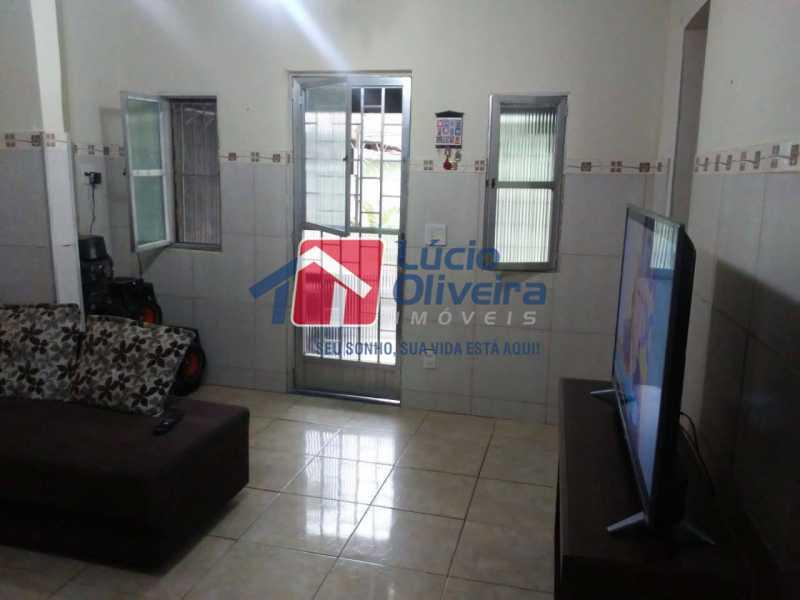 sala1. - Casa de Vila à venda Rua Cananéia,Oswaldo Cruz, Rio de Janeiro - R$ 230.000 - VPCV30026 - 1