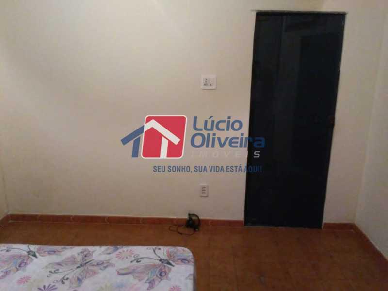qto casal3. - Casa de Vila à venda Rua Cananéia,Oswaldo Cruz, Rio de Janeiro - R$ 230.000 - VPCV30026 - 7