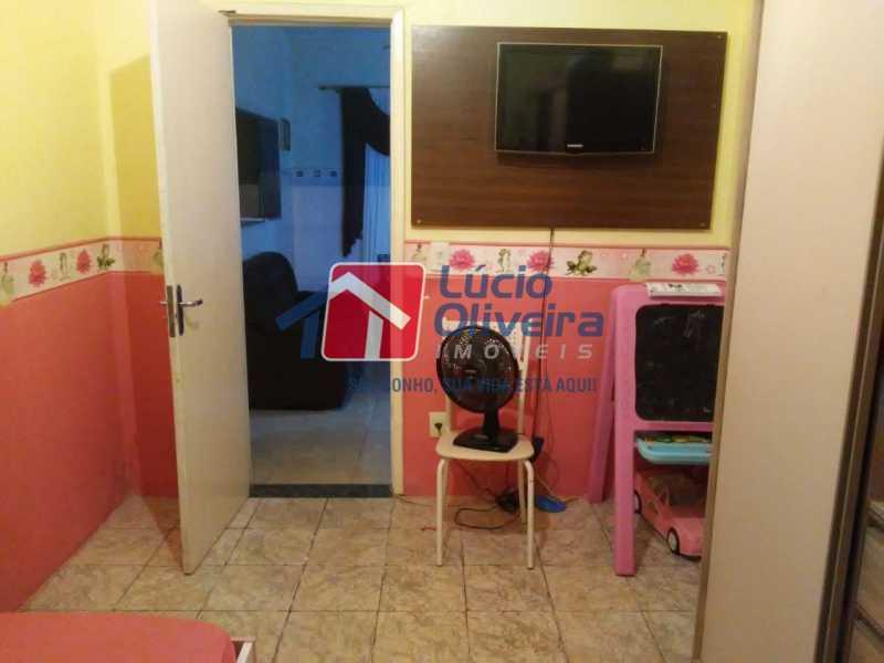 qto solteiro. - Casa de Vila à venda Rua Cananéia,Oswaldo Cruz, Rio de Janeiro - R$ 230.000 - VPCV30026 - 10