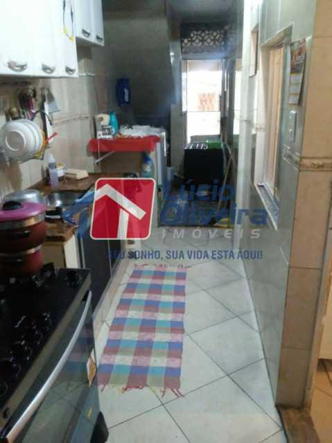 cozinha. - Casa de Vila à venda Rua Cananéia,Oswaldo Cruz, Rio de Janeiro - R$ 230.000 - VPCV30026 - 13