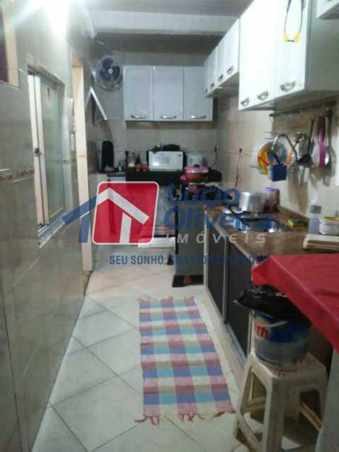 cozinha1. - Casa de Vila à venda Rua Cananéia,Oswaldo Cruz, Rio de Janeiro - R$ 230.000 - VPCV30026 - 14