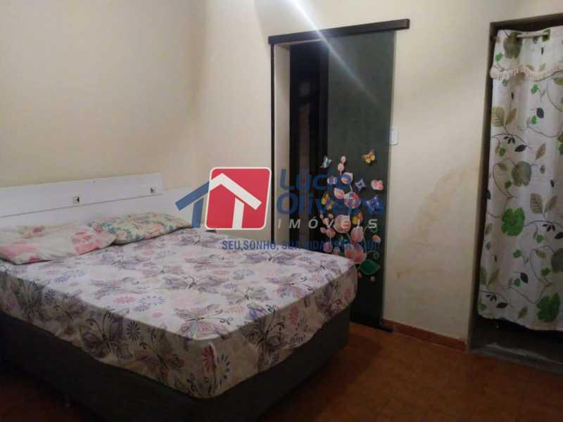 qto casal. - Casa de Vila à venda Rua Cananéia,Oswaldo Cruz, Rio de Janeiro - R$ 230.000 - VPCV30026 - 5