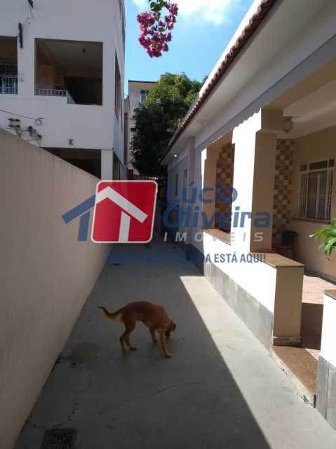 2 LATERAL DA CASA - Casa à venda Rua João Silva,Olaria, Rio de Janeiro - R$ 600.000 - VPCA30216 - 3