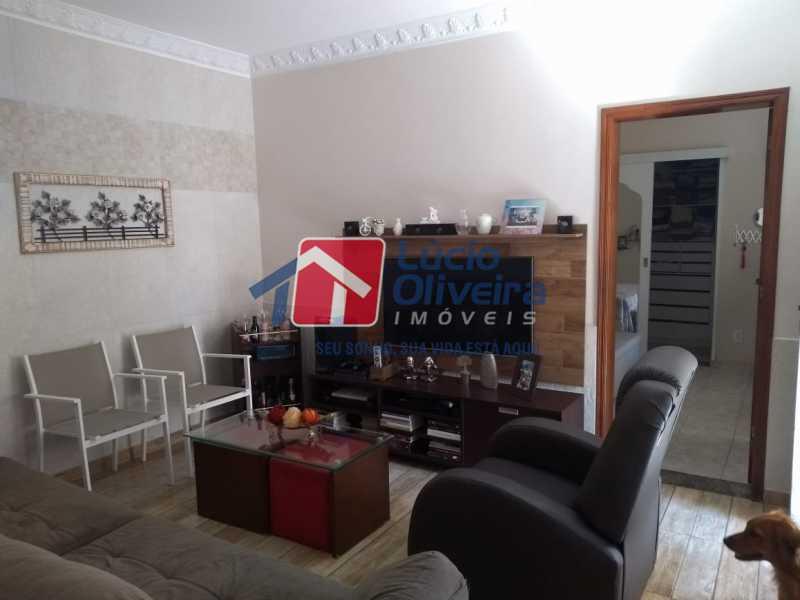 4 SALA. - Casa à venda Rua João Silva,Olaria, Rio de Janeiro - R$ 600.000 - VPCA30216 - 6