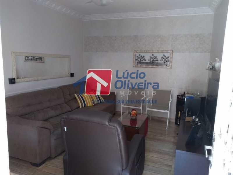 4.2 SALA. - Casa à venda Rua João Silva,Olaria, Rio de Janeiro - R$ 600.000 - VPCA30216 - 8