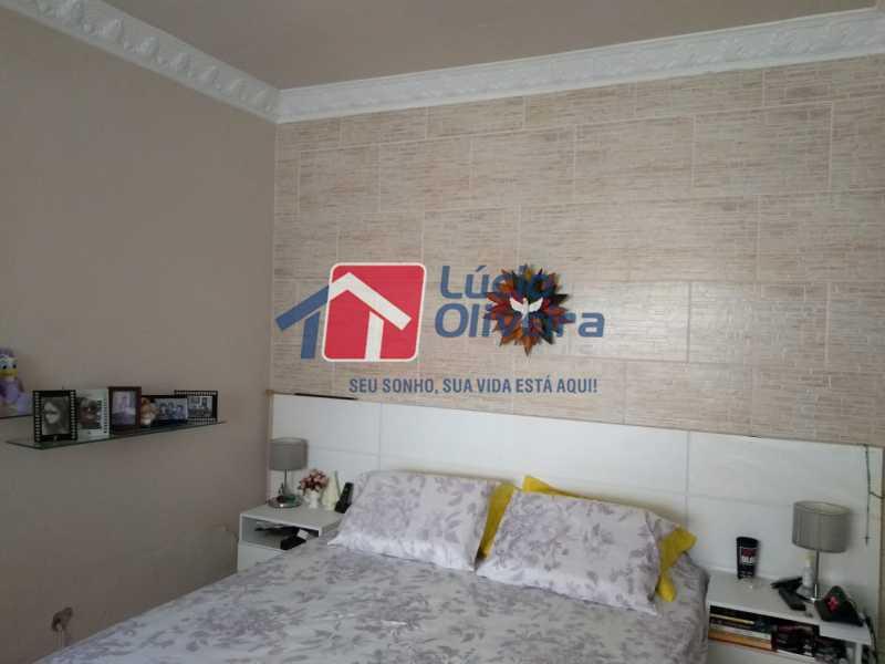 5 QUARTO CASAL. - Casa à venda Rua João Silva,Olaria, Rio de Janeiro - R$ 600.000 - VPCA30216 - 9