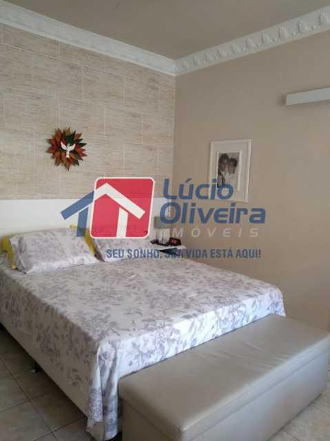 5,2 Quarto Casal. - Casa à venda Rua João Silva,Olaria, Rio de Janeiro - R$ 600.000 - VPCA30216 - 10