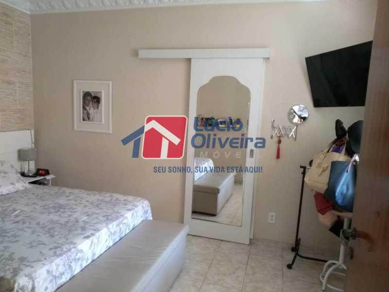6 QUARTO CASAL. - Casa à venda Rua João Silva,Olaria, Rio de Janeiro - R$ 600.000 - VPCA30216 - 11