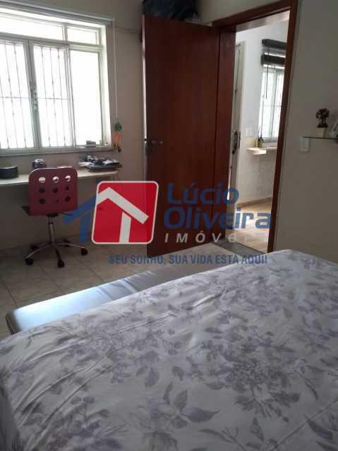 6 QUARTO. - Casa à venda Rua João Silva,Olaria, Rio de Janeiro - R$ 600.000 - VPCA30216 - 12