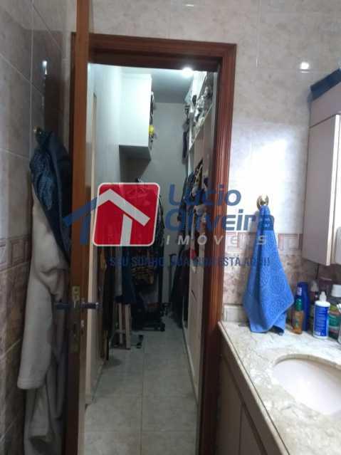 6,2 CLOSET, SUITE. - Casa à venda Rua João Silva,Olaria, Rio de Janeiro - R$ 600.000 - VPCA30216 - 14
