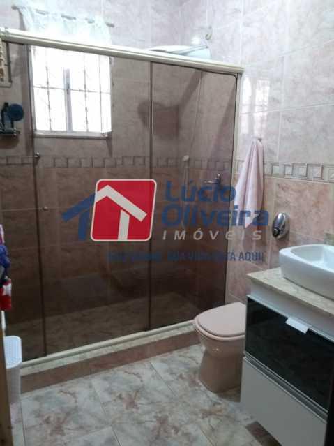 9 BANHEIRO SOCIAL. - Casa à venda Rua João Silva,Olaria, Rio de Janeiro - R$ 600.000 - VPCA30216 - 20