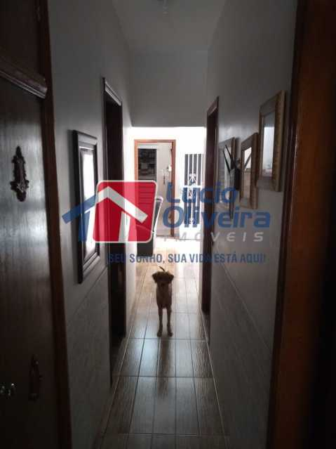 10 CIRCULAÇÃO. - Casa à venda Rua João Silva,Olaria, Rio de Janeiro - R$ 600.000 - VPCA30216 - 21
