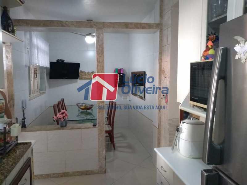 12 COZINHA - Casa à venda Rua João Silva,Olaria, Rio de Janeiro - R$ 600.000 - VPCA30216 - 22