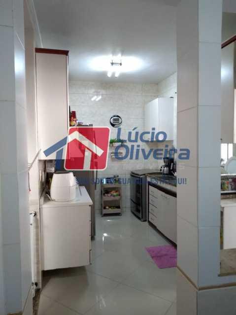 13 Cozinha - Casa à venda Rua João Silva,Olaria, Rio de Janeiro - R$ 600.000 - VPCA30216 - 23