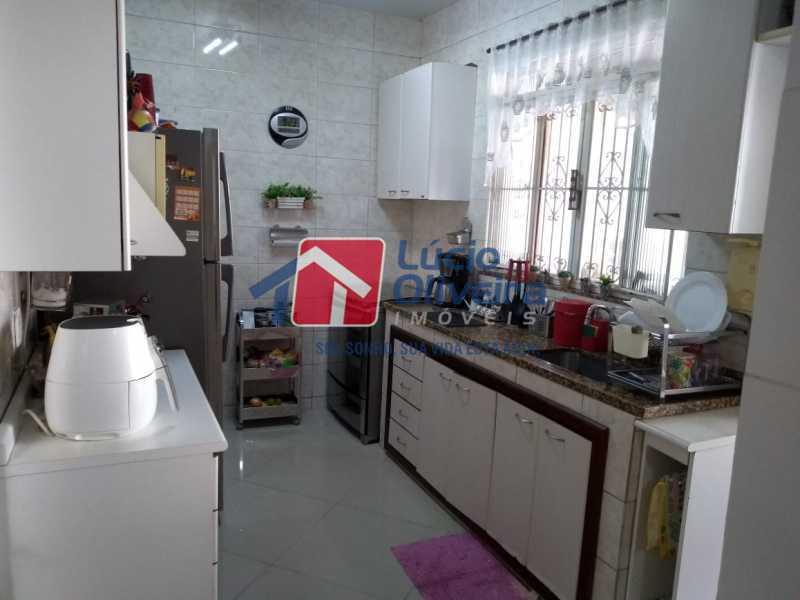 15 COZINHA. - Casa à venda Rua João Silva,Olaria, Rio de Janeiro - R$ 600.000 - VPCA30216 - 25