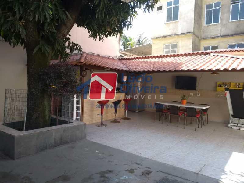 17 AREA EXTERNA. - Casa à venda Rua João Silva,Olaria, Rio de Janeiro - R$ 600.000 - VPCA30216 - 27