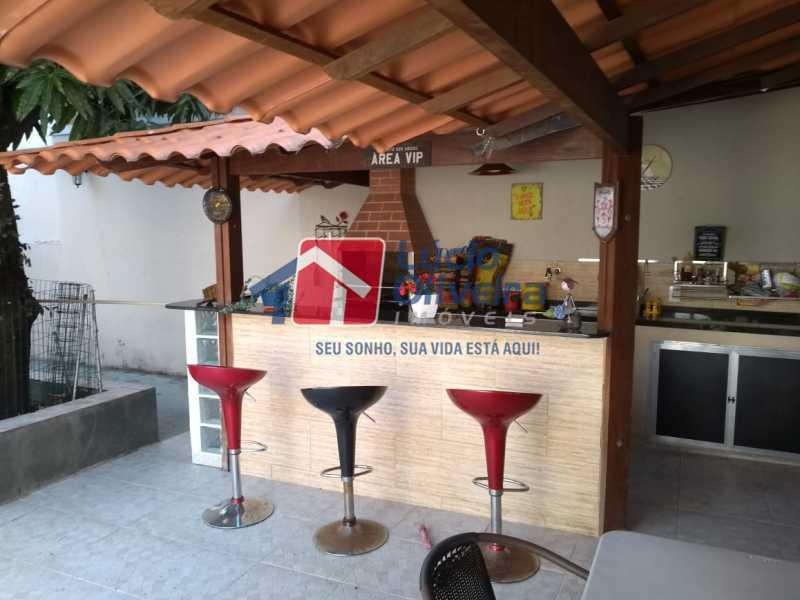 19 AREA GOURMET. - Casa à venda Rua João Silva,Olaria, Rio de Janeiro - R$ 600.000 - VPCA30216 - 29