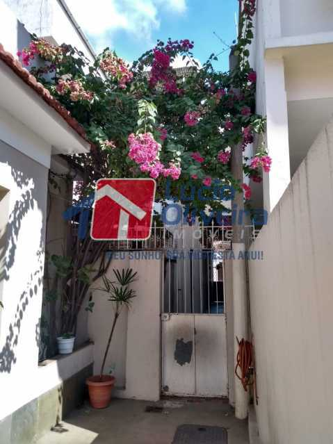 22 AREA EXTERNA. - Casa à venda Rua João Silva,Olaria, Rio de Janeiro - R$ 600.000 - VPCA30216 - 30