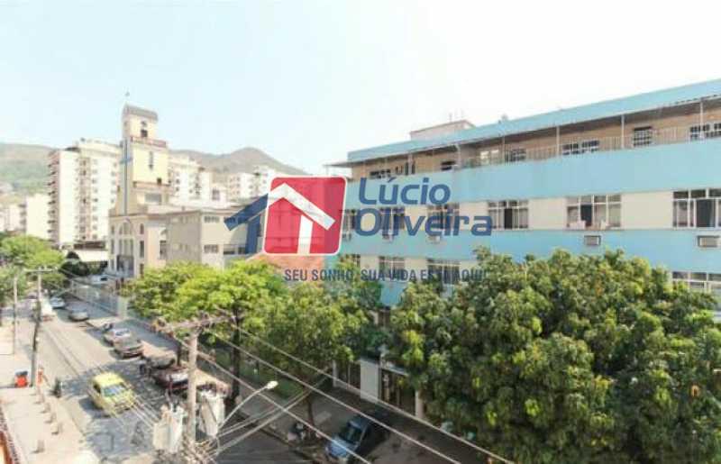 1-fachada - Apartamento à venda Rua Borja Reis,Engenho de Dentro, Rio de Janeiro - R$ 450.000 - VPAP30391 - 1
