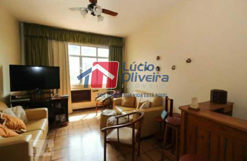 2-sala - Apartamento à venda Rua Borja Reis,Engenho de Dentro, Rio de Janeiro - R$ 450.000 - VPAP30391 - 3