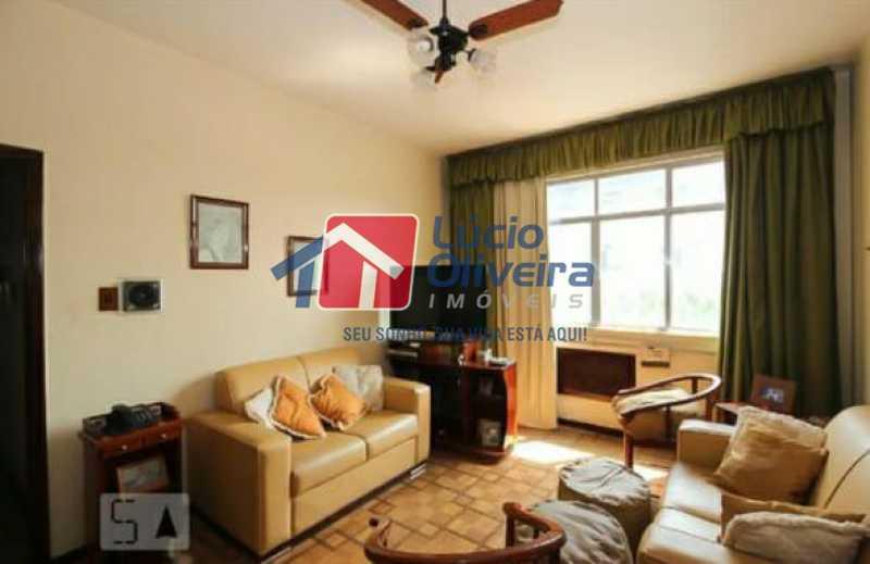 3-sala - Apartamento à venda Rua Borja Reis,Engenho de Dentro, Rio de Janeiro - R$ 450.000 - VPAP30391 - 4