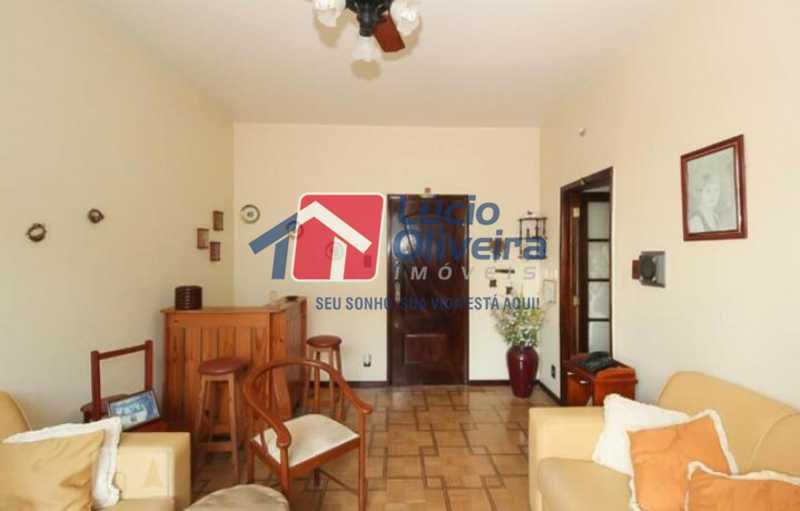 4-sala - Apartamento à venda Rua Borja Reis,Engenho de Dentro, Rio de Janeiro - R$ 450.000 - VPAP30391 - 5