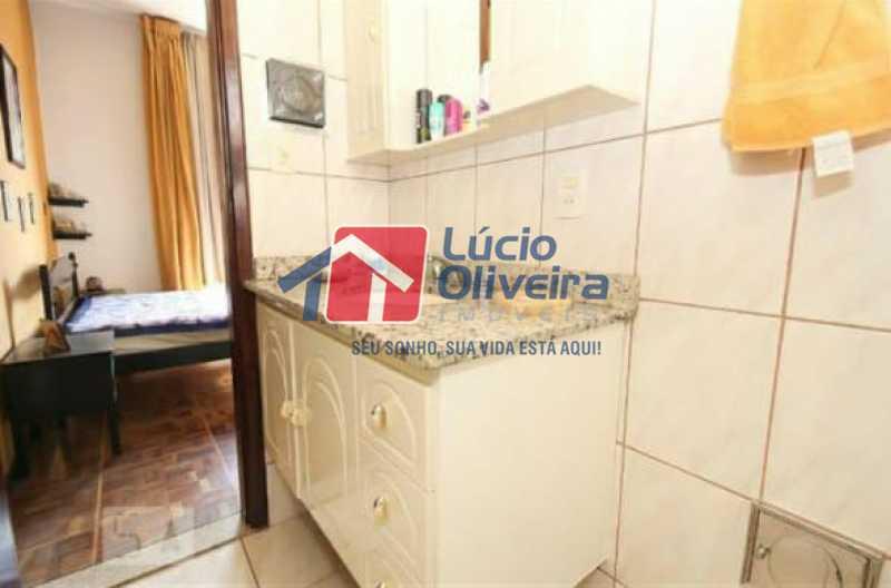 10-banheiro - Apartamento à venda Rua Borja Reis,Engenho de Dentro, Rio de Janeiro - R$ 450.000 - VPAP30391 - 11