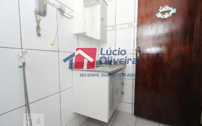 11-banheiro - Apartamento à venda Rua Borja Reis,Engenho de Dentro, Rio de Janeiro - R$ 450.000 - VPAP30391 - 12