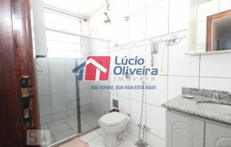 12-banheiro - Apartamento à venda Rua Borja Reis,Engenho de Dentro, Rio de Janeiro - R$ 450.000 - VPAP30391 - 13