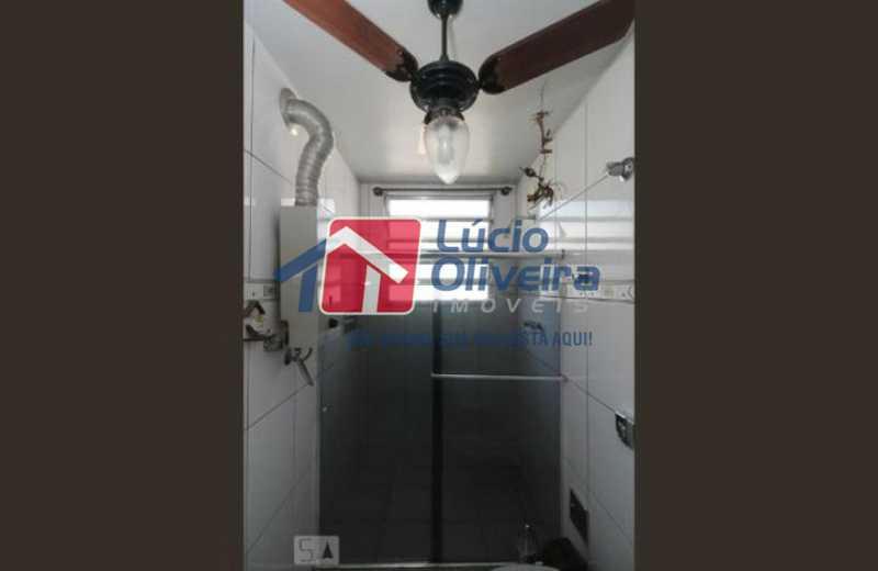 13-banheiro - Apartamento à venda Rua Borja Reis,Engenho de Dentro, Rio de Janeiro - R$ 450.000 - VPAP30391 - 14