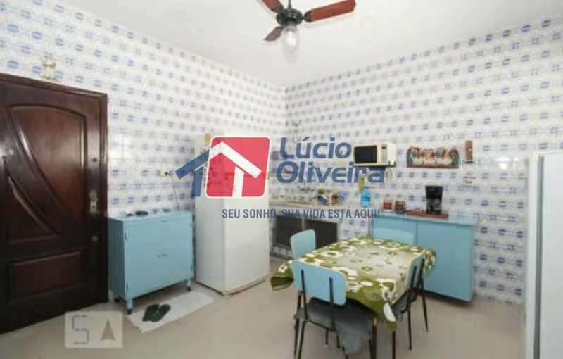 15-cozinha - Apartamento à venda Rua Borja Reis,Engenho de Dentro, Rio de Janeiro - R$ 450.000 - VPAP30391 - 16