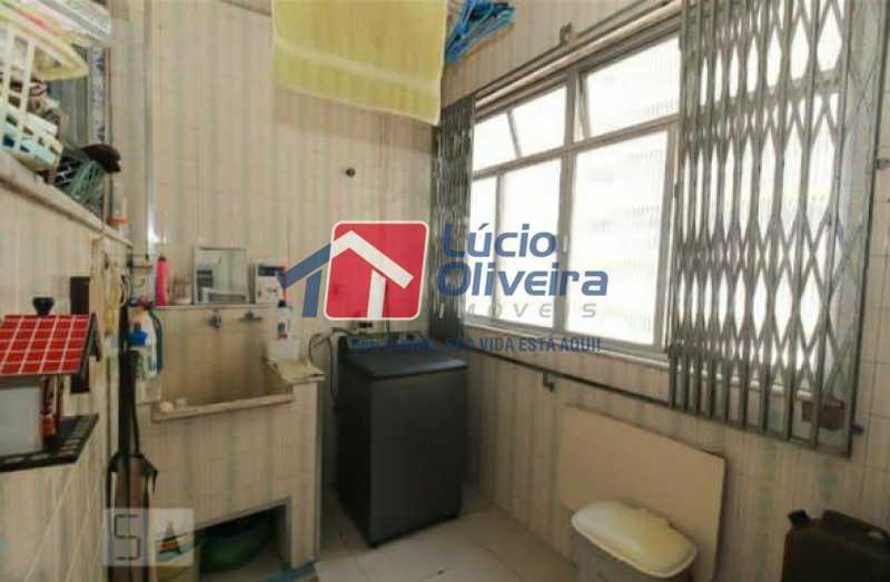 16-area de servico - Apartamento à venda Rua Borja Reis,Engenho de Dentro, Rio de Janeiro - R$ 450.000 - VPAP30391 - 17